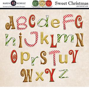 Sweet Christmas Alpha
