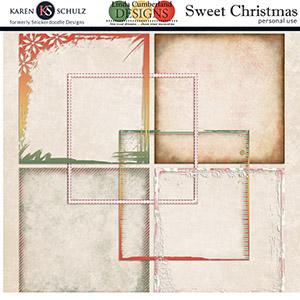 Sweet Christmas Edgers