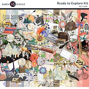 Ready to Explore Kit