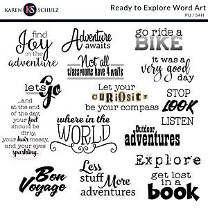 Ready to Explore Word Art