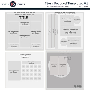 Story Focused Templates 01
