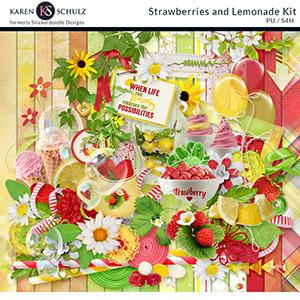 Strawberry Lemonade Kit