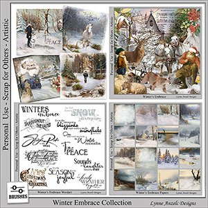 Winters Embrace Collection