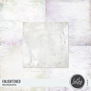 Enlightened - Mixed Media Papers