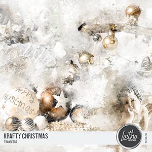 Krafty Christmas - Transfers