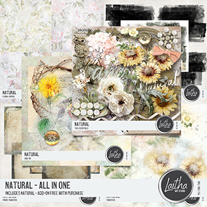 Natural - All In One with Free With Purchase