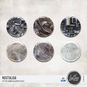 Nostalgia - Layer Styles