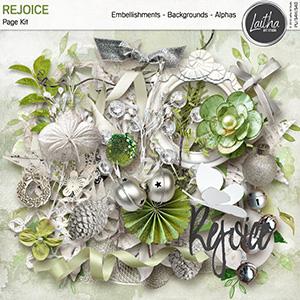 Rejoice - Page Kit Essentials