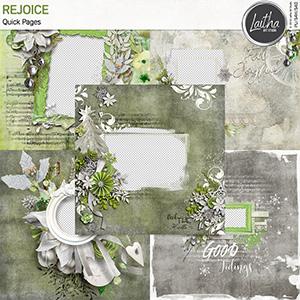 Rejoice - Quick Pages