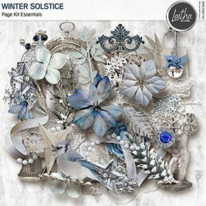 Winter Solstice - Page Kit Essentials