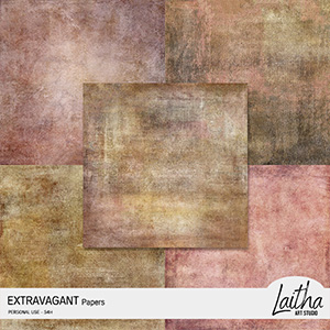 Extravagant - Papers