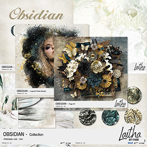 Obsidian - Collection