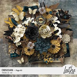 Obsidian - Page Kit