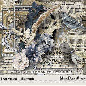 Blue Velvet - Elements