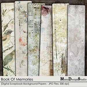 Book Of Memories - Papers