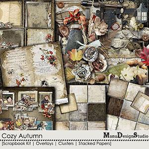 Cozy Autumn - Bundle