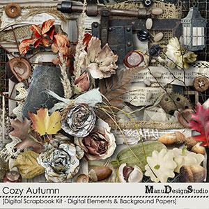 Cozy Autumn - Kit