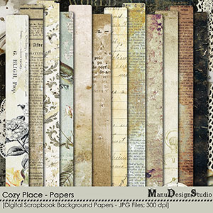 Cozy Place - Papers