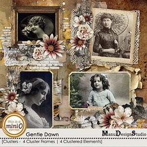 Gentle Dawn - Clusters