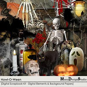 Howl-O-Ween - Kit