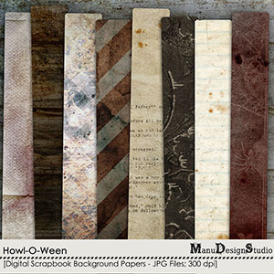 Howl-O-Ween - Papers
