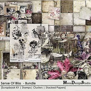 Sense Of Bliss - Bundle