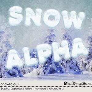 Snowlicious - Alpha