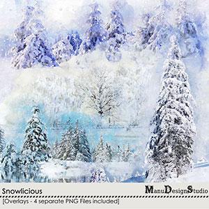 Snowlicious - Overlays