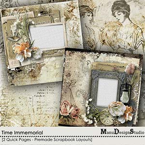 Time Immemorial - Quick Pages