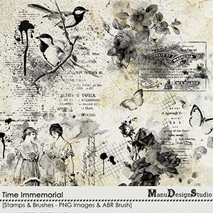 Time Immemorial - Stamps
