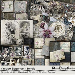 Vintage Elegance - Bundle