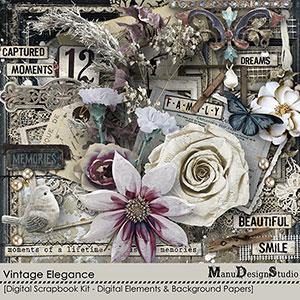 Vintage Elegance - Kit