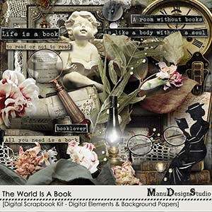 The World Is A Book - Kit