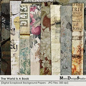 The World Is A Book - Papers