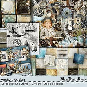 Anchors Aweigh - Bundle