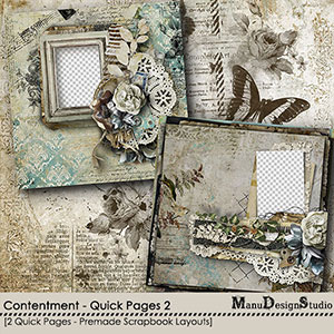 Contentment Quick Pages  2
