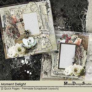 Moment Delight - Quick Pages