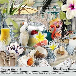 Ocean Bliss - Kit