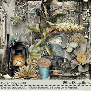 Olden Days - Kit