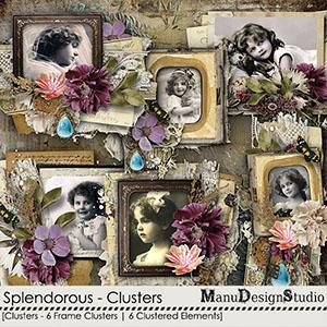 Splendorous - Clusters