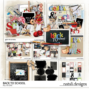 Back to school All in One