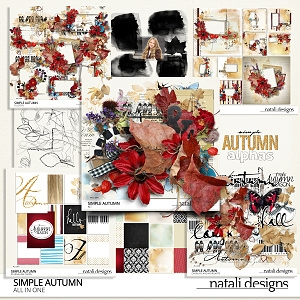 Simple Autumn All in One