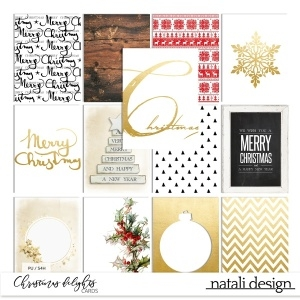 Christmas Delights Cards