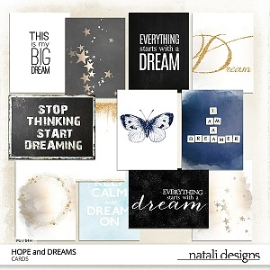 Hope and Dream Cards