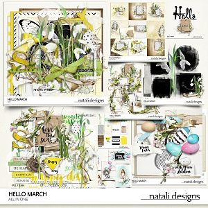 Hello March All in One