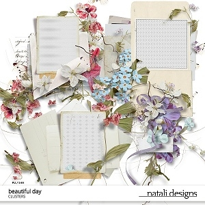 Beautiful day Quick Pages 1