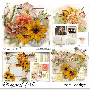 Whisper of fall All in One