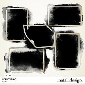 Golden Days Masks