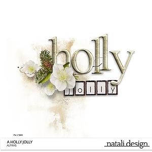 Holly Jolly Alphas
