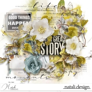 March Overlays